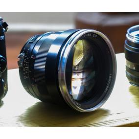 a09e32d0e4ecd Lente Sony Zeiss 85mm 1.4 - Lentes no Mercado Livre Brasil