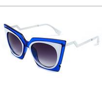 Lentes Sol Cat Eye Electric , Gafas Fashion Gato Aviador