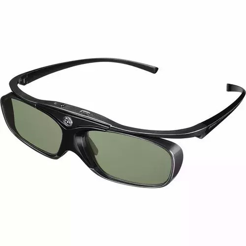 lentes anteojos 3d activos benq negros