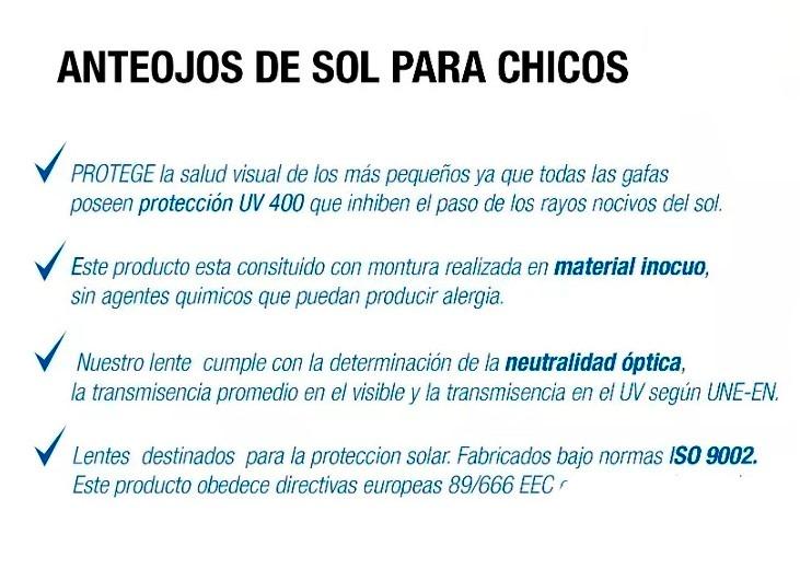Lentes Anteojos De Sol Barbie Original Filtro Uv 100% Real -   499 ... d8164c17f329