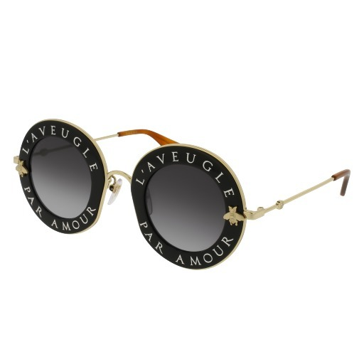 7f8a2dcb25 Lentes Anteojos De Sol Gucci L'aveugle Par Amour Unisex - $ 7.499,00 ...