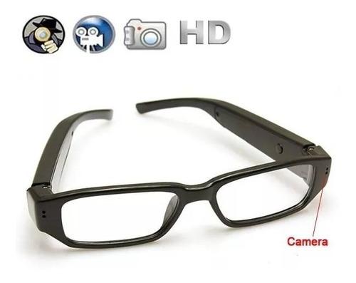 lentes anteojos espia camara   audio y video  memoria 16gb