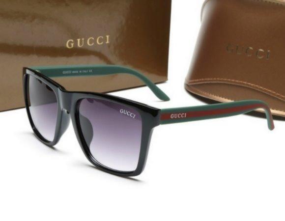 5508001df2 Lentes Anteojos Gafas Gucci Sunglass Elegante Moderno Unisex - S ...