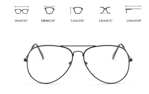 lentes anteojos marcos vista receta aviador armazones optica