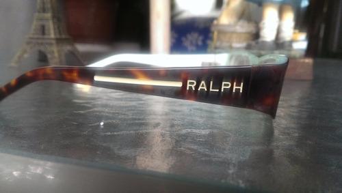lentes anteojos ralph lauren ra715 buenísimos