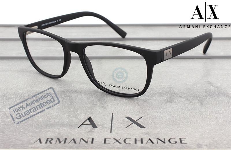 bf918a9bbc lentes armani exchange 3034 8078 matte black unisex original. Cargando zoom.
