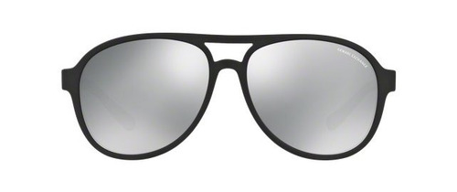 lentes armani exchange aviador ax4055 polarizado original
