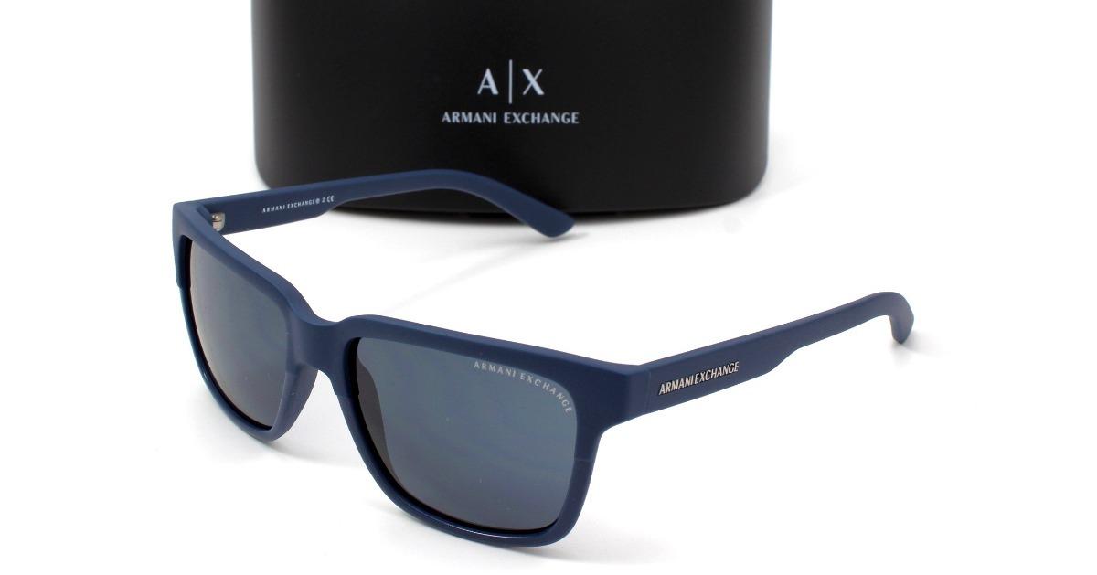 086e302ff5 Lentes armani exchange ax matte blue caballero cargando zoom jpg 1200x629 Lentes  armani exchange