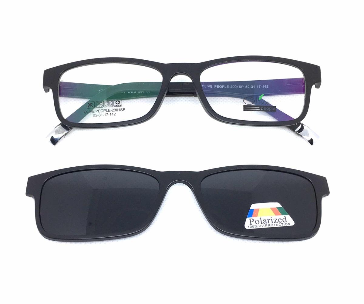 8e15bca5bf lentes armazón de clip polarizado con iman pequeño, ligero. Cargando zoom.