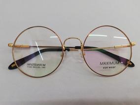 df680f167c Armazones De Titanio Para Lentes Mujer - Lentes Marrón en Mercado ...