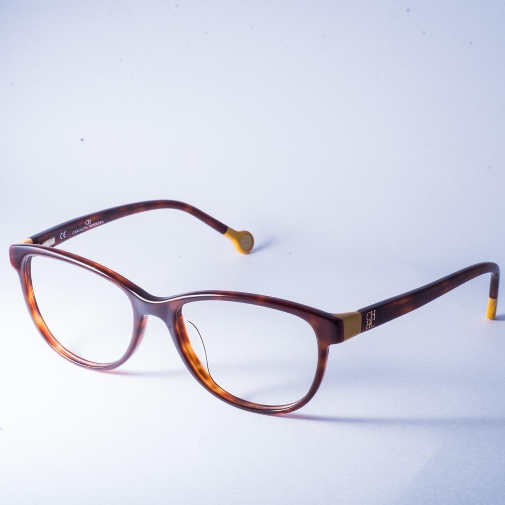 3c6b3e7a68 lentes armazon oftalmico original amarillo carolina herrera. Cargando zoom.