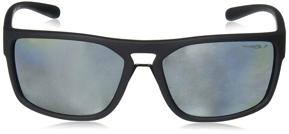 ef828a6b0f Lentes Arnette Brapp Matte Black Grey Polarized An4239 01/81 ...