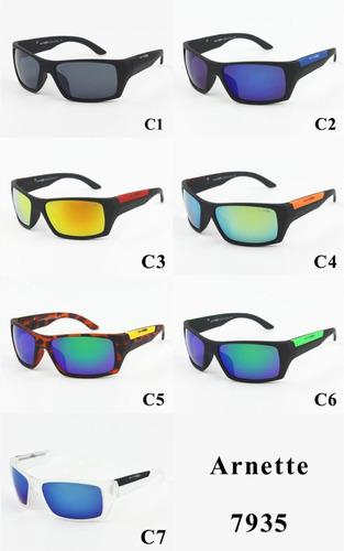 lentes arnette original con caja funda paño sticker