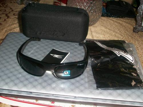 lentes arnette pilfer polarizado 4163 - 2099 / 81 3p nuevos