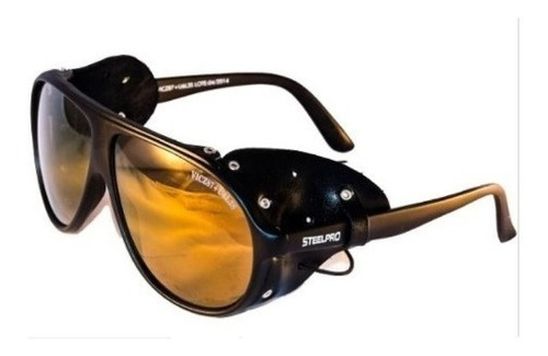 lentes aspen gris categoría outdoor protección lateral