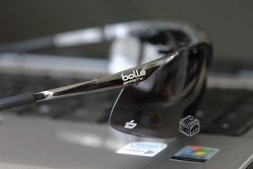 lentes bolle contour smoke y esp version metalica