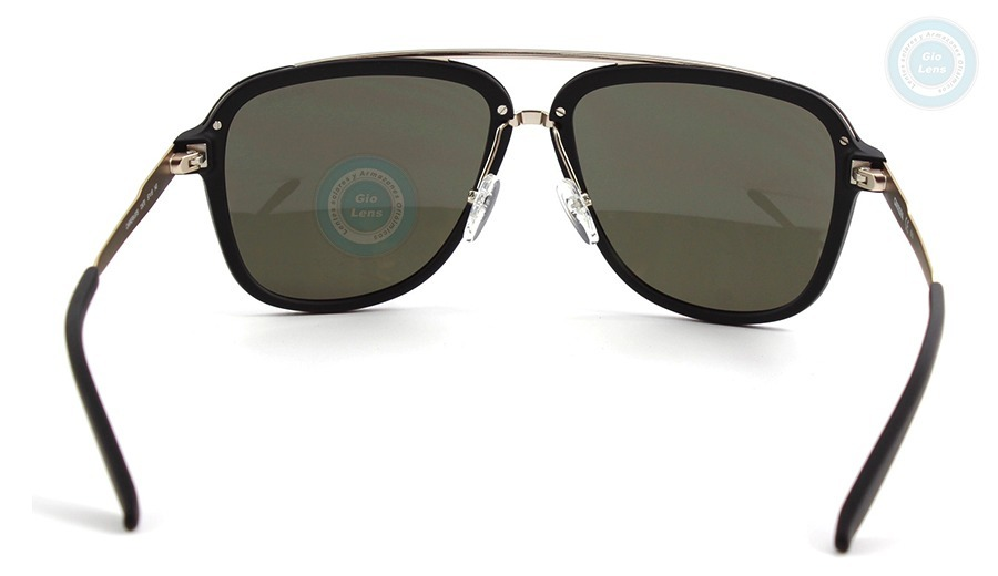 lentes carrera 97s tjk black gold - brown gradient original. Cargando zoom. 404d20135060