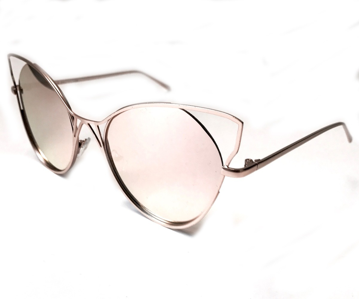8ef61849f8 lentes cat eye gafas hipster rosa smooth full frame cd0283. Cargando zoom.