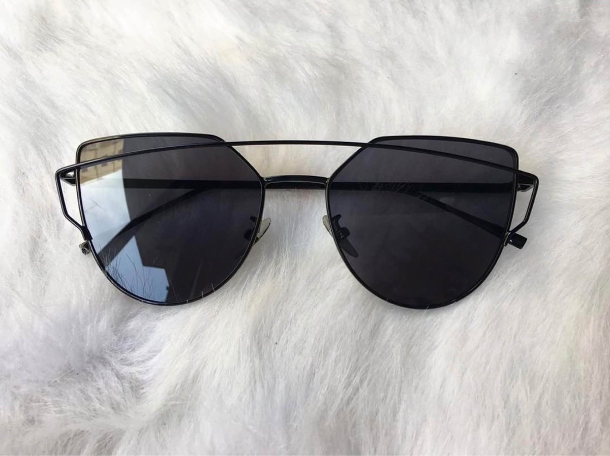 d720a49939 Lentes Cat Eye Negro - $ 750,00 en Mercado Libre