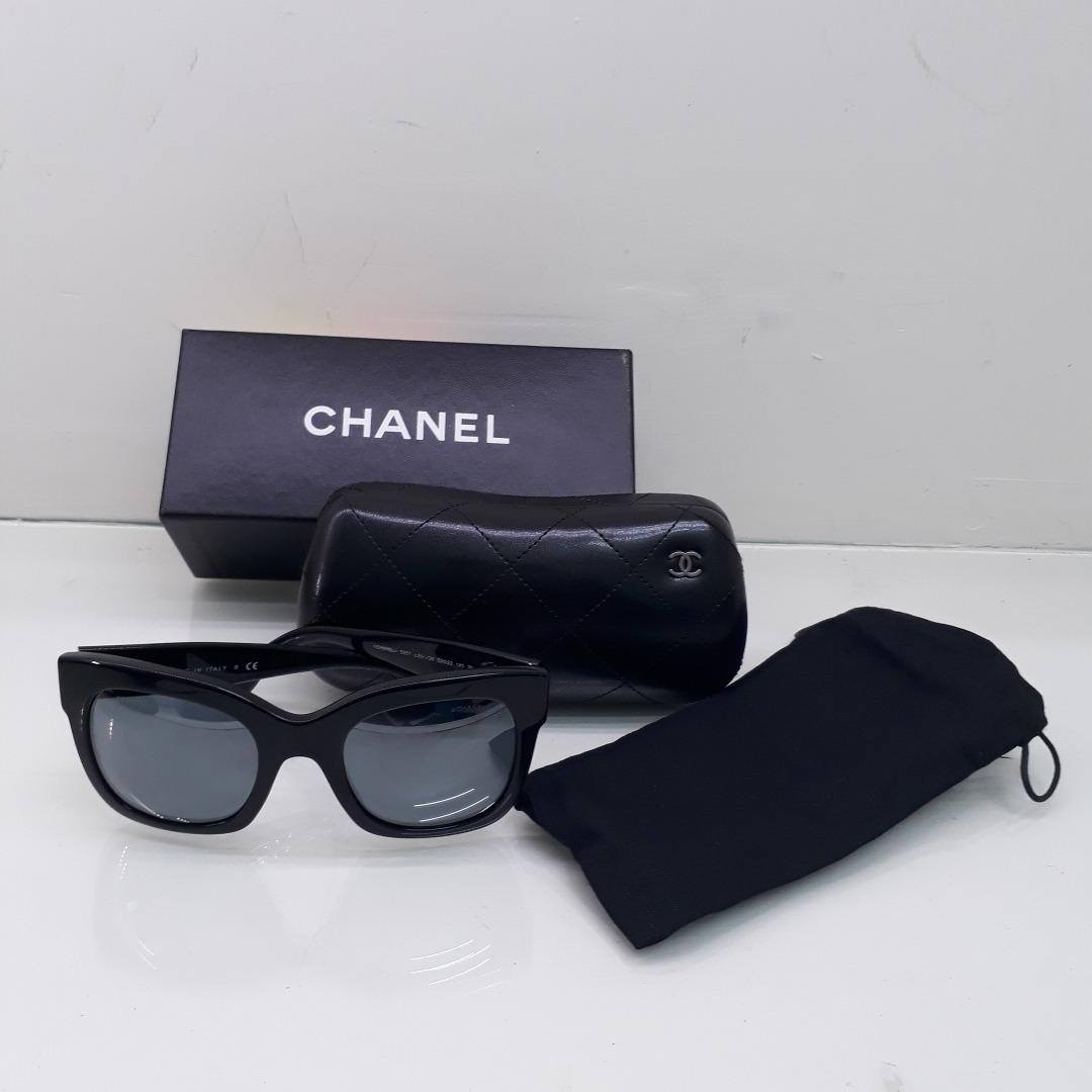 aed093c165 Lentes Chanel 5357 En Caja Con Estuche - $ 2,000.00 en Mercado Libre