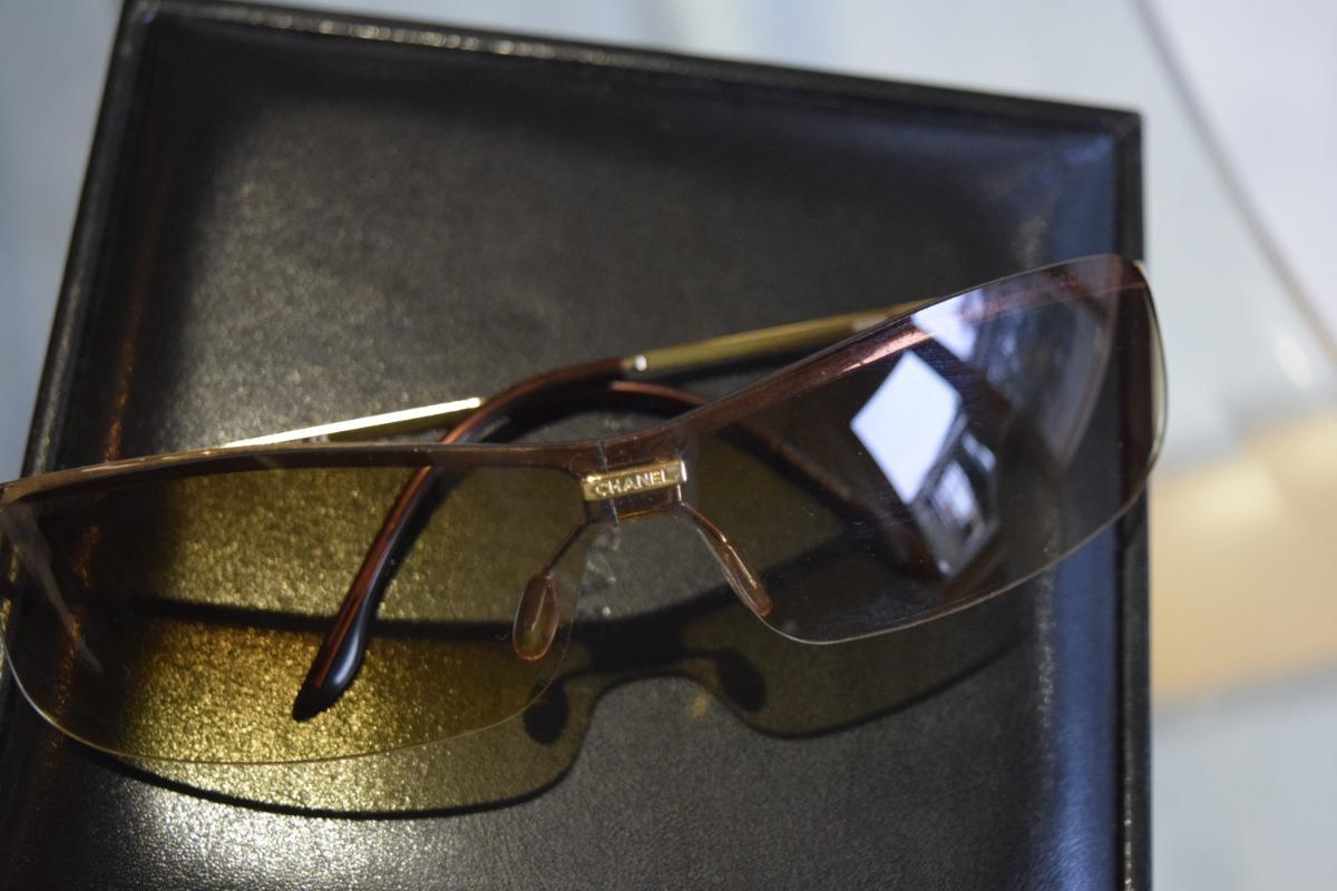 lentes chanel de sol 4043 c 125 89 marrón italianos mujer. Cargando zoom. 4e8be9e4431c