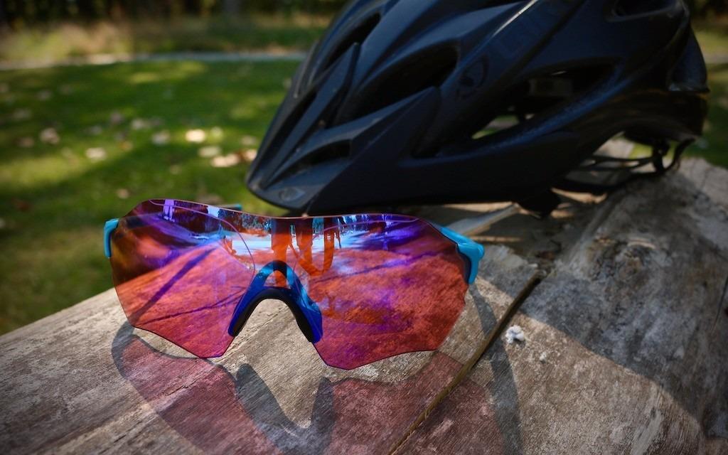 Lentes Ciclismo Correr Monta 241 A Oakley Ev Zero Range