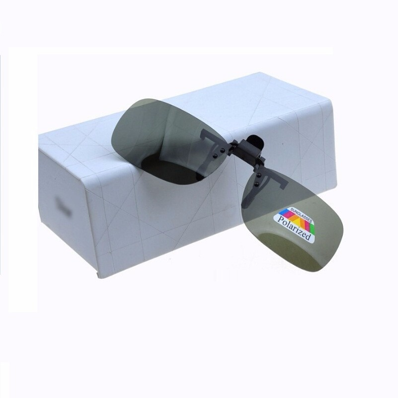 lentes clip on para óculos de grau basculante polarizado. Carregando zoom. 6a39702b0d