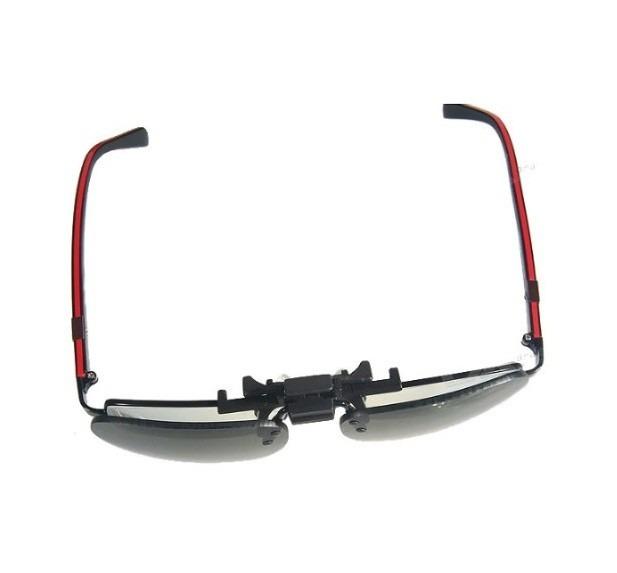 4890f4f25 Lentes Clip On Polarizado Pesca Óculos De Grau Marine Sports - R$ 47 ...