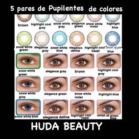 4268dd34465ba Lentes De Contacto De Color Graduados - Lentes de Contacto en ...