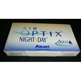 53333322f5425 Air Optix Night Day Aqua Lentes De Contacto De Un Mes - Lentes de ...