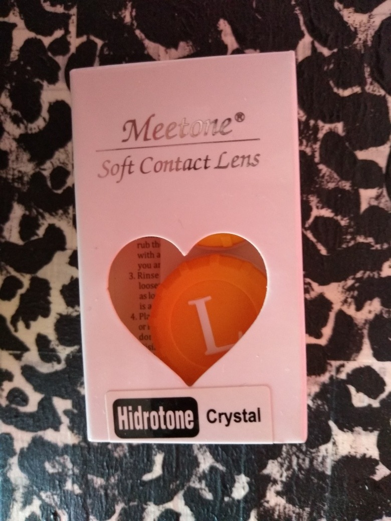 618b1bca9e lentes de contacto anuales !!meetone hidrotone color crystal · lentes  contacto color. Cargando zoom.