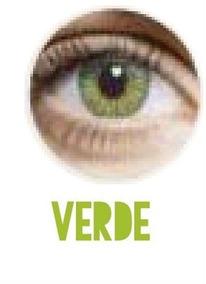 63b338811c Lentes De Contacto Verdes Tricolor - Lentes sin Graduación Con color en Mercado  Libre Argentina