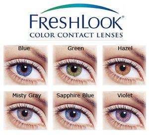 f791d676e7d71 Lentes De Contacto Freshlook Colors Sin Aro Violet -   750