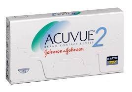 Lentes De Contacto Acuvue® 2 Prot.uv Caja X 6 Sin Graduacion -   815 ... 86f424226c