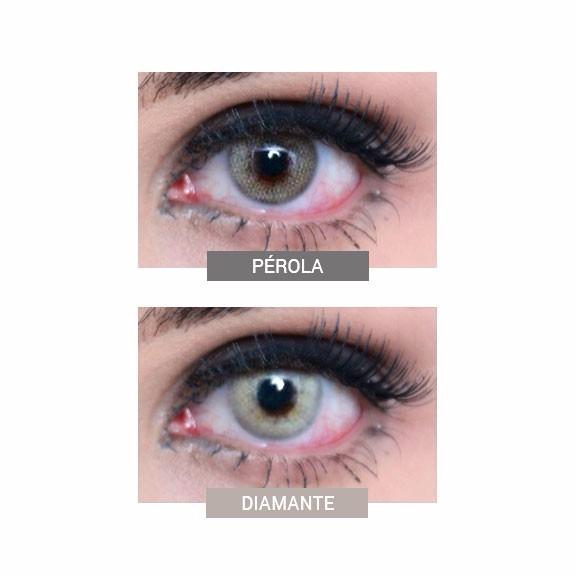 5d2244cd62445 Lentes De Contato Colorida Natural Vision Beauty - Anual - R  119