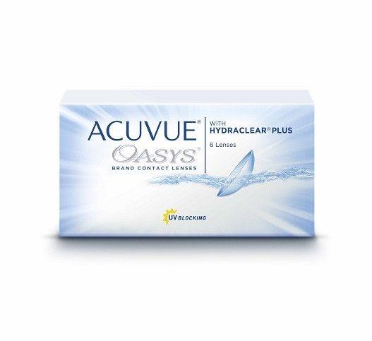 Lentes De Contato Acuvue Oasys - Grau - 1.50 - R  137,90 em Mercado ... 0eda137cc1