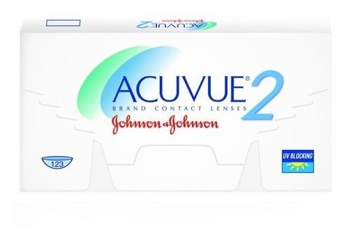 cb7751ad7daa9 Lentes Contato Acuvue 2 Johnson C 6 Lentes Miopia -3.00 - R  129