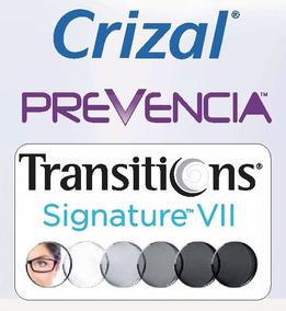 3344b5f04 Lente Crizal Anti Reflexo De Grau - Óculos no Mercado Livre Brasil