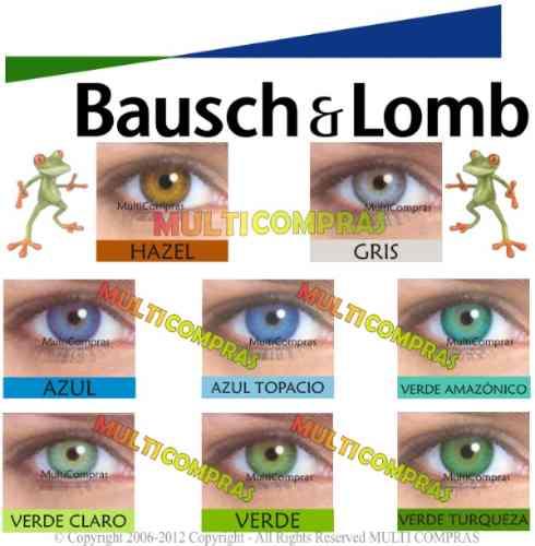 e38eb85105 Lentes D Contacto Soflens Starcolors Bausch & Lomb Pupilente ...
