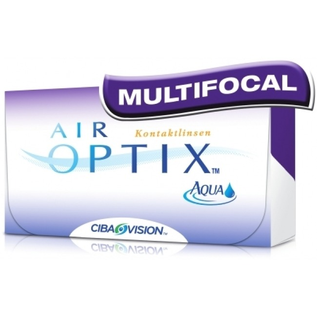 268fb8c74d Lentes De Contacto Air Optix-aqua Multifocal- Presbicia - S/ 350,00 en  Mercado Libre
