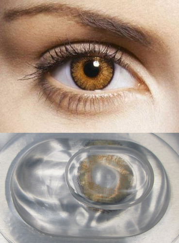 lentes de contacto color cosmeticos larga duracion moda uv