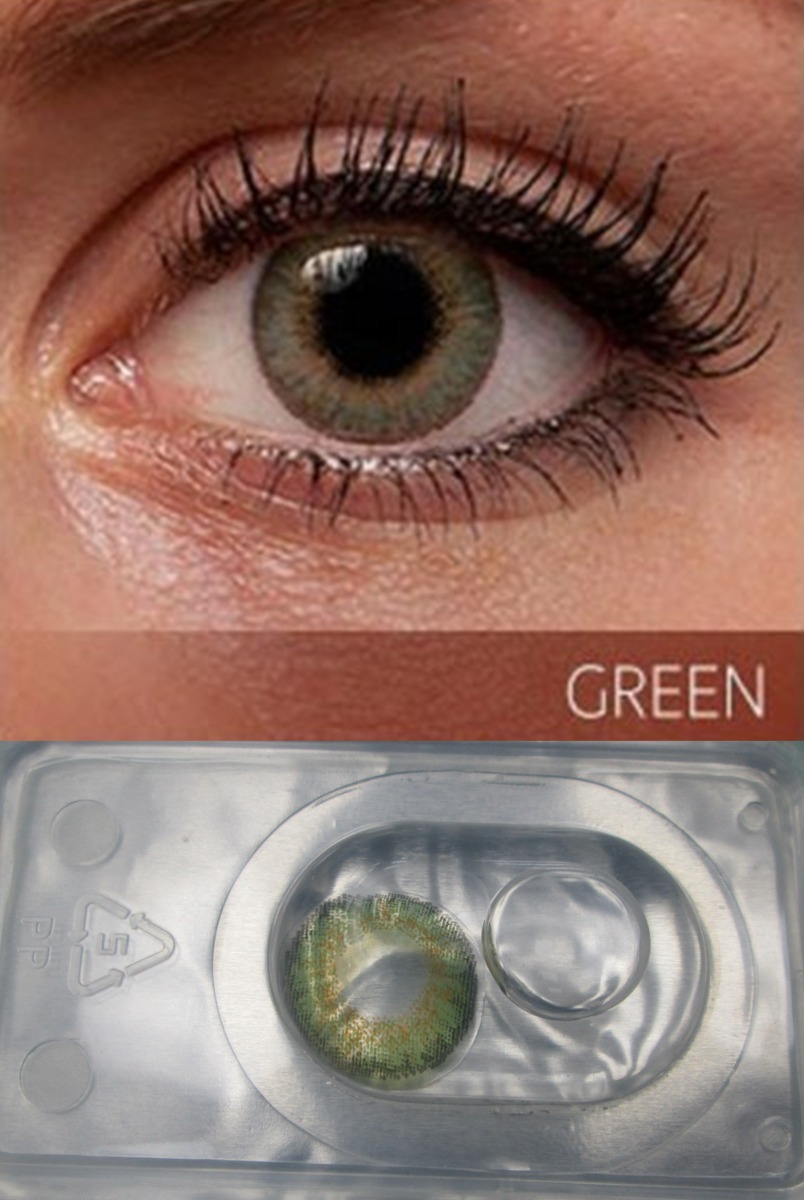 3a7b4d36e0 lentes de contacto color pure hazel miel cosmético a la moda. Cargando zoom.