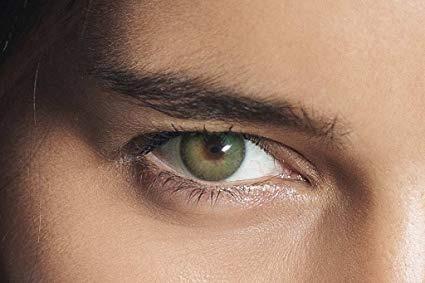 lentes de contacto cometicos verde