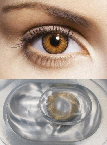 lentes de contacto cosmetico, variedad de colores, moda