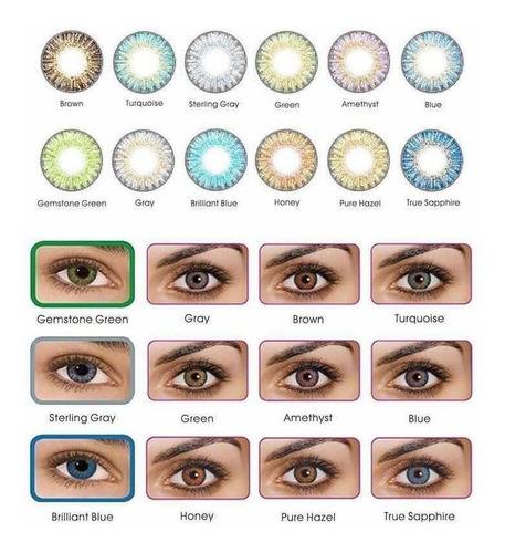 lentes de contacto de colores freshlook
