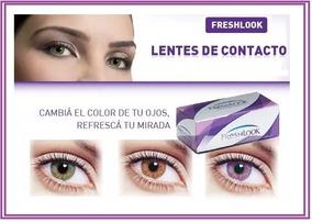 f3a5e356a5bf5 Lentes De Contacto Freshlook - Salud y Belleza en Mercado Libre Uruguay