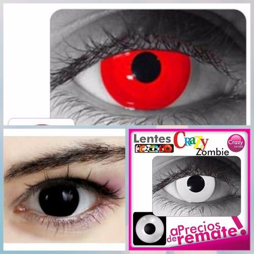 lentes de contacto para disfraces
