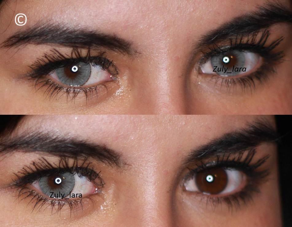 Lentes De Contacto Pupilentes Solotica Natural Colors