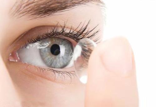 lentes de contacto waicon tri-kolor convencionales 2años