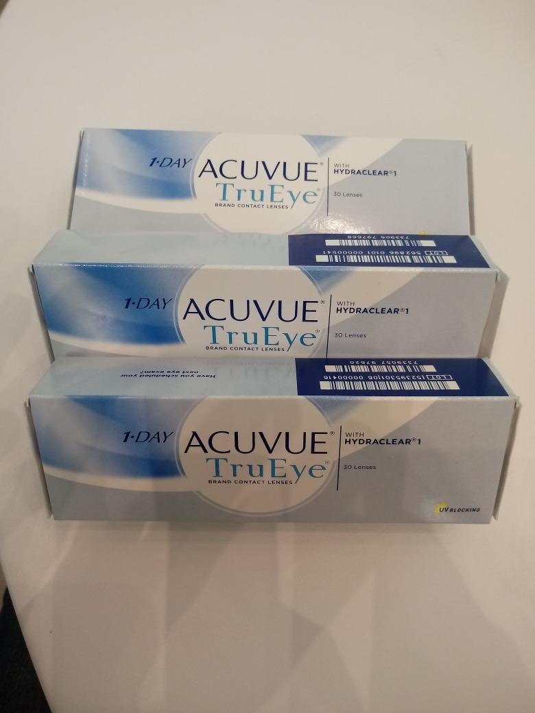 9909076361df0 lentes de contato 1-day acuvue trueye frete gratis !!! Carregando zoom.